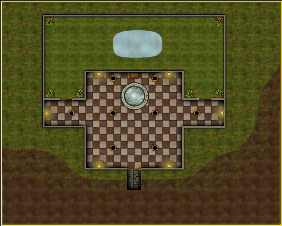 fantasy building map