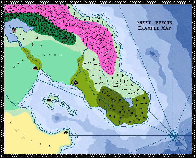 Campaign cartographer 3 review fantasy map maker free fantasy maps sheet effects off gumiabroncs Choice Image