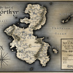 The Land of Mórthyr, by Warren Godone-Maresca