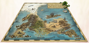 Lands of Sinisteria