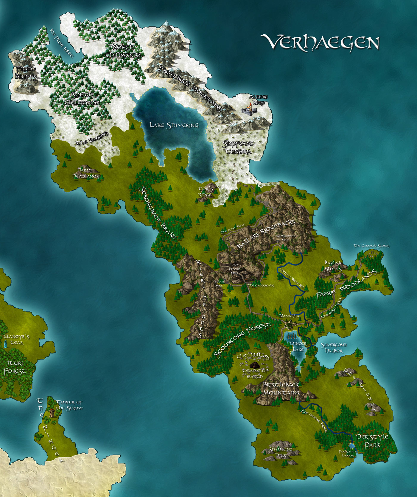 Map Creator Free Online