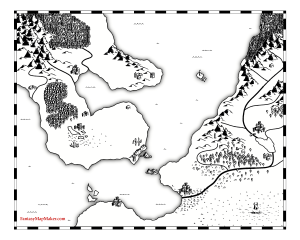 fantasy map outline 1 complete