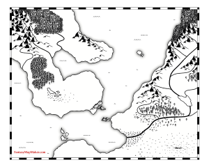 fantasy map outline 2 no structures