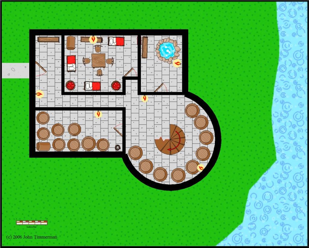 Fantasy Dungeon #2