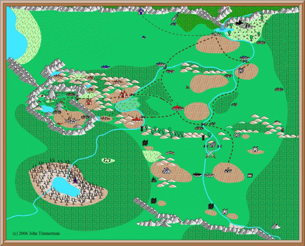 Fantasy Overland #2