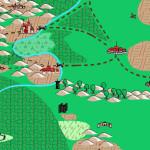 Fantasy Overland Map #2