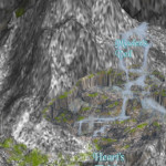 Mount Celestia – Lunia, by Shessar