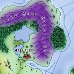 How a Severely Inartistic Hack Managed to Make a Decent-Looking Fantasy Map