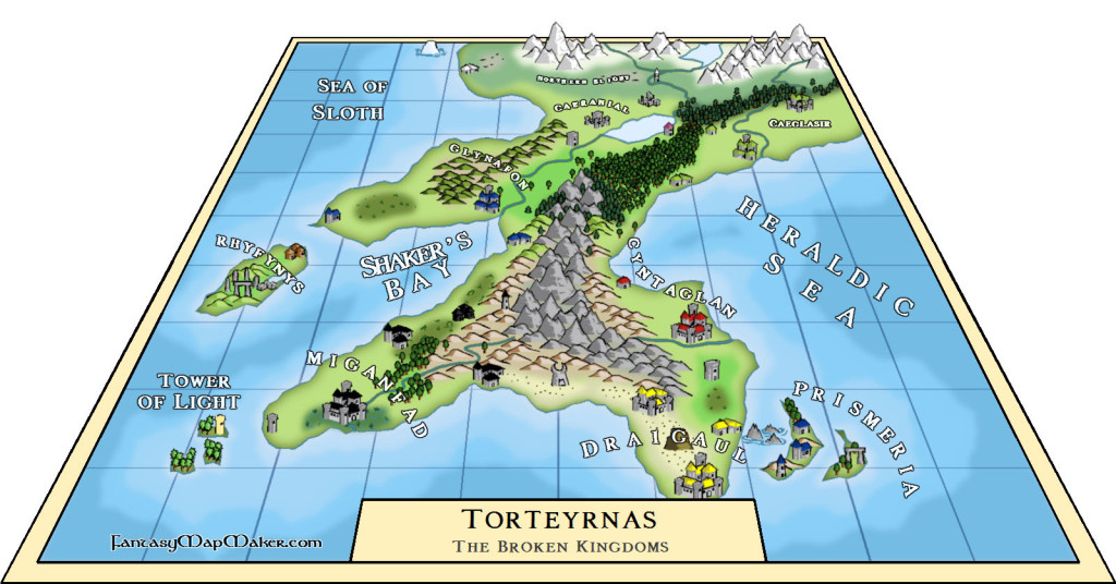 Torteyrnas: The Broken Kingdoms