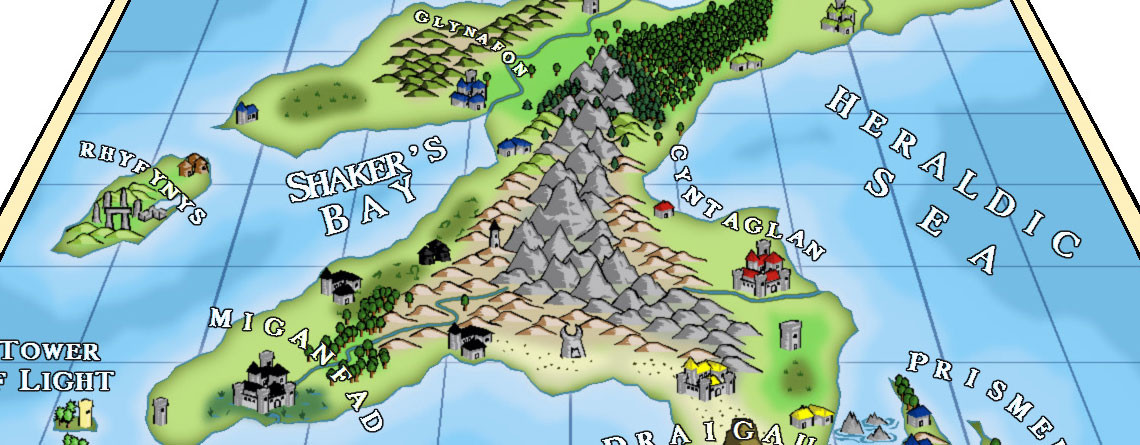 Torteyrnas: The Broken Kingdoms